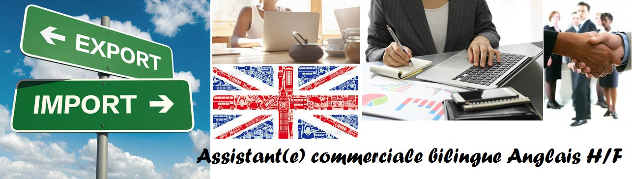 Assistante commerciale bilingue Framateq