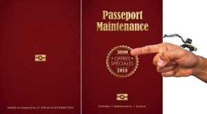 Passeport maintenance