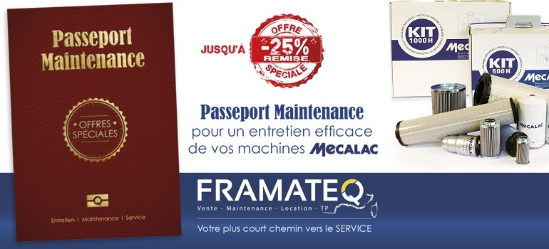 Passeport Maintenance Framateq