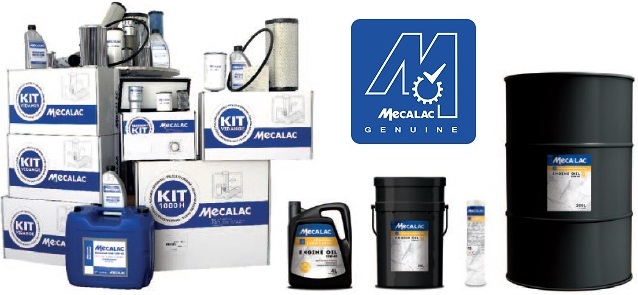 produits Mecalac genuine parts
