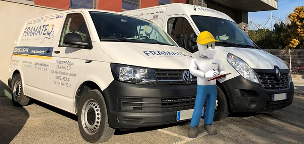 PCA camion intervention Framateq