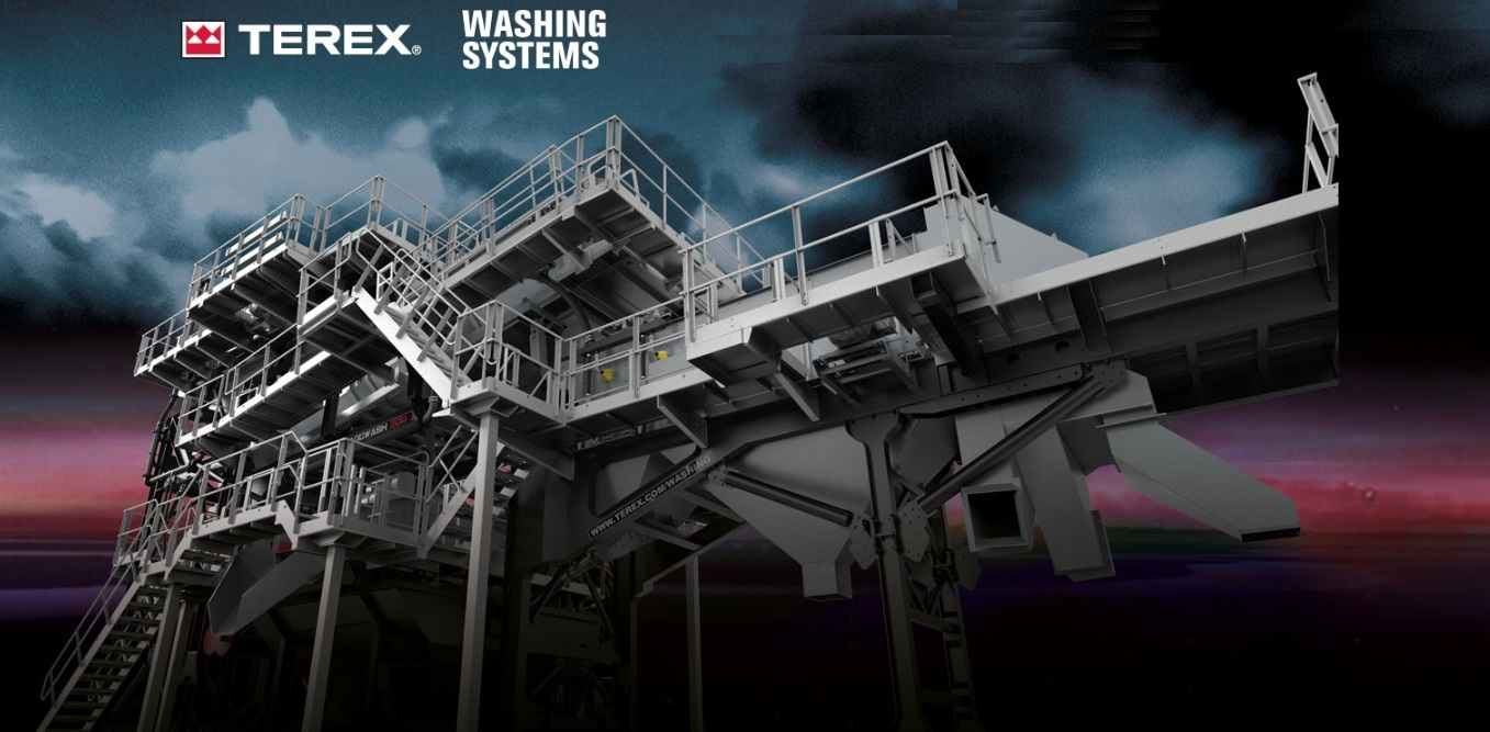 Terex Washing AggWash 300