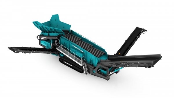 Powerscreen Warrior 2100