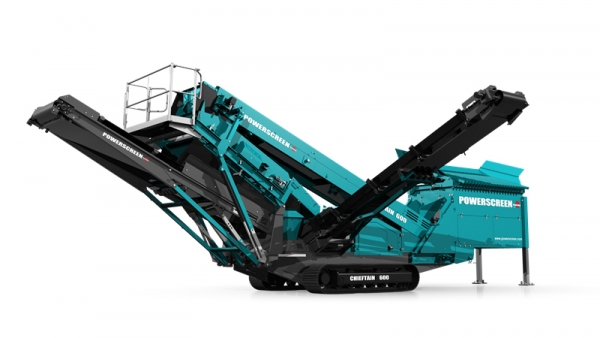 Powerscreen Chieftain 600